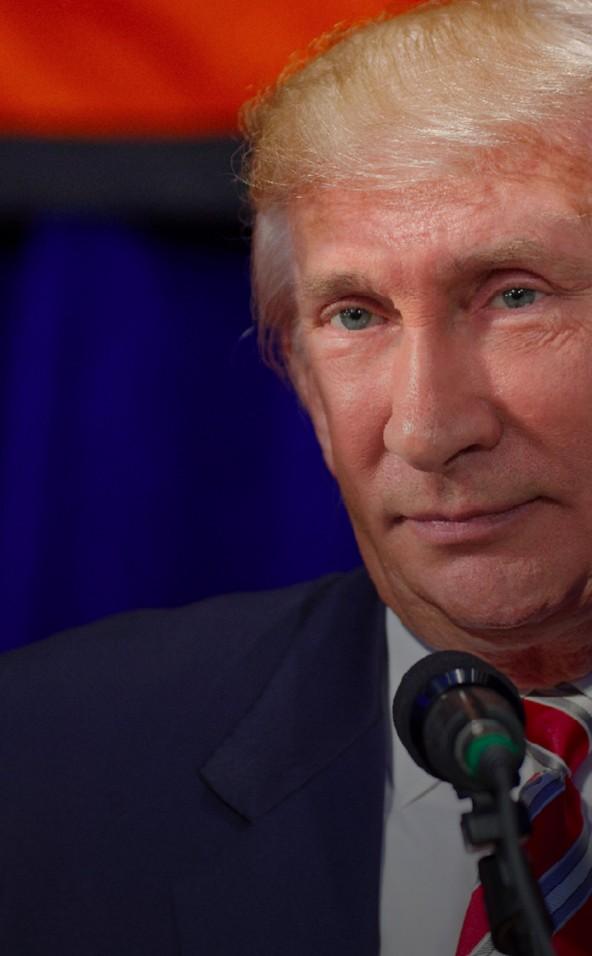 Deep fake Trump en Putin