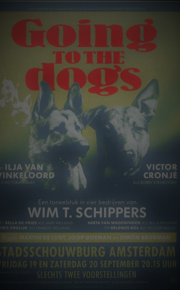 Affiche Going to the dogs